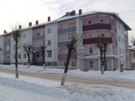 Улица Тихмянова 9