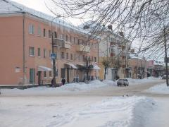 Улица Партизанская