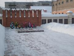 Стена мемориала славы
